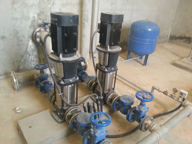 Mains Water Pressure >> Water Booster Set | Land Of Pumps Co, W.L.L
